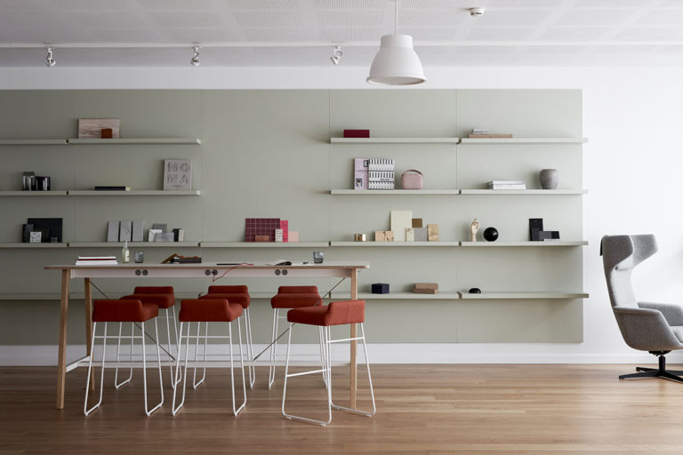 Cafe and task stools