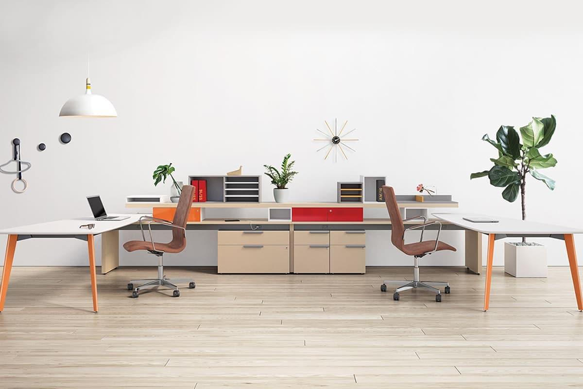 Bureaux professionnels et bureaux ordinateur