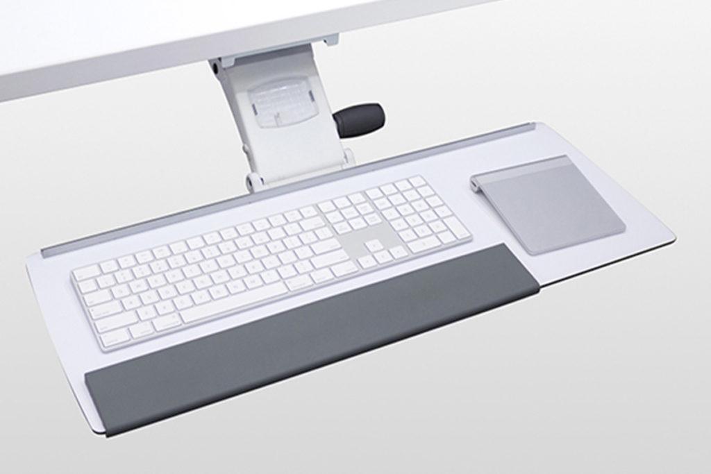 11-Tiroir a clavier ergonomique Metro6