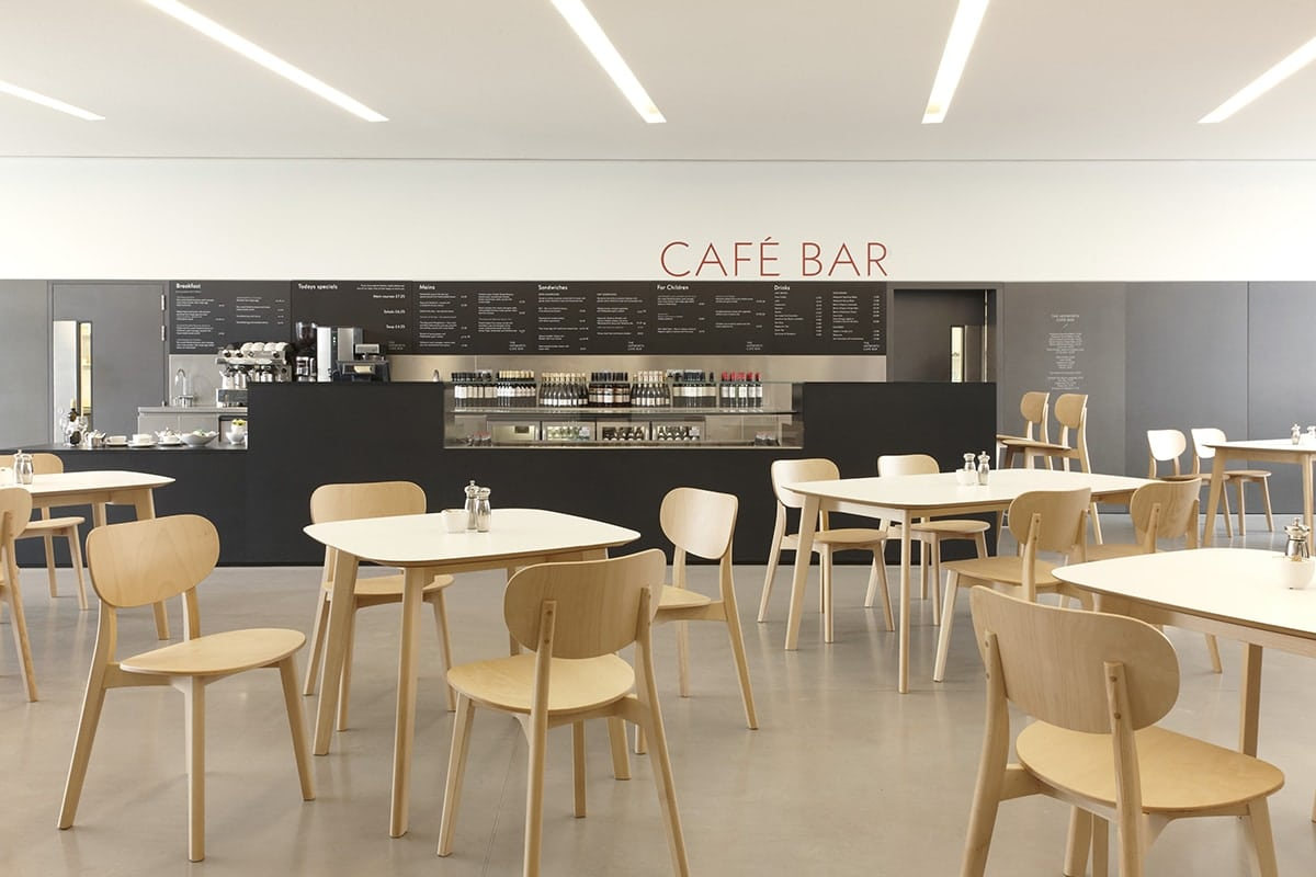 Mobilier de cafétéria
