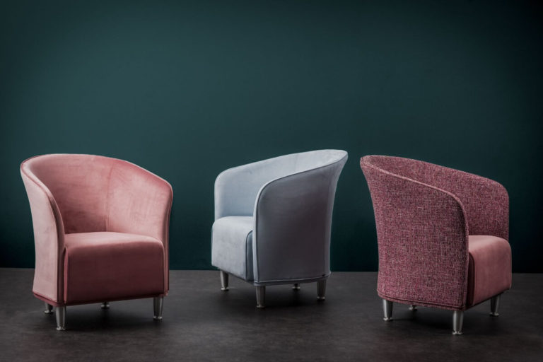 Chaise lounge Tulip