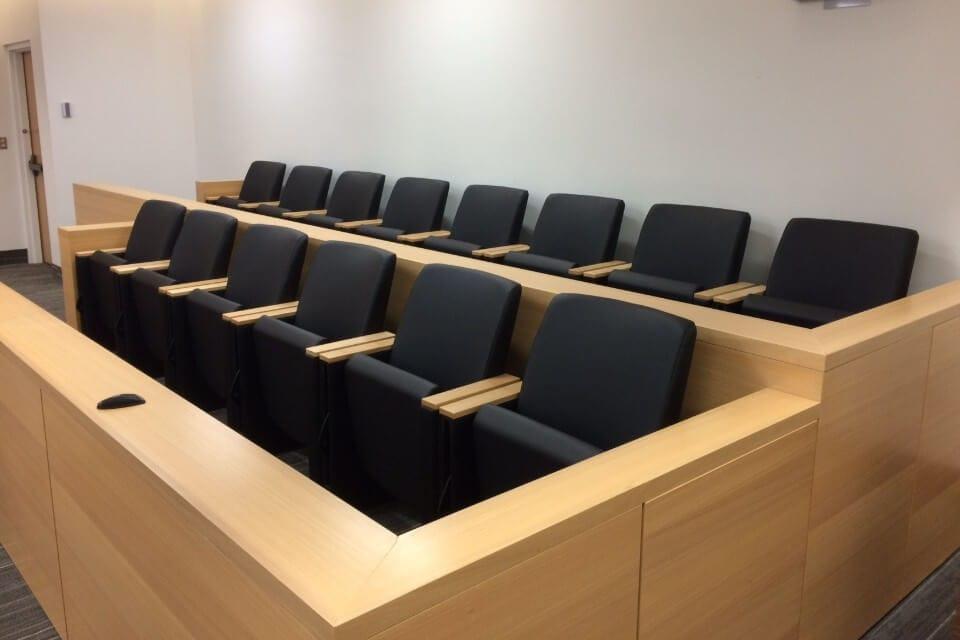 Palais de justice de Shrebrooke