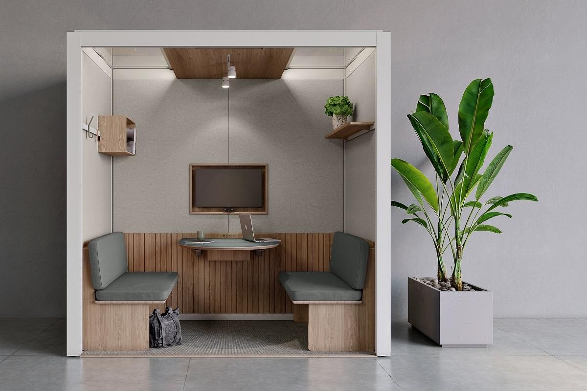 Open Meeting Room Pro