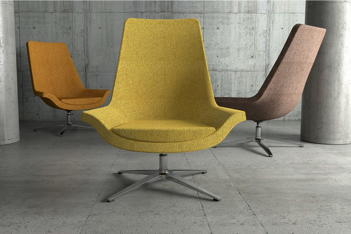 Chaise-lounge-Rosa